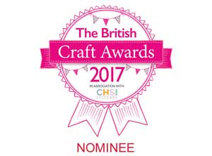 British Craft Awards 2017 Nominee