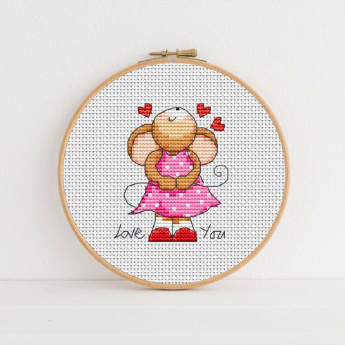 View all cross stitch patterns by Lucie Heaton Cross Stitch Designs