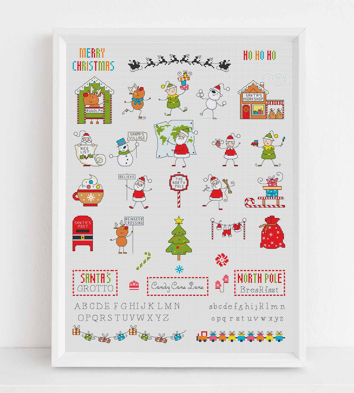 Design collections cross stitch patterns by Lucie Heaton Cross Stitch Designs